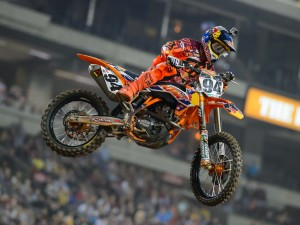 AMA Supercross 2014 RD8 Atlanta