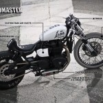 ICON 1000 Triumph Speedmaster