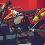 KTM Factory racing offroad bikes