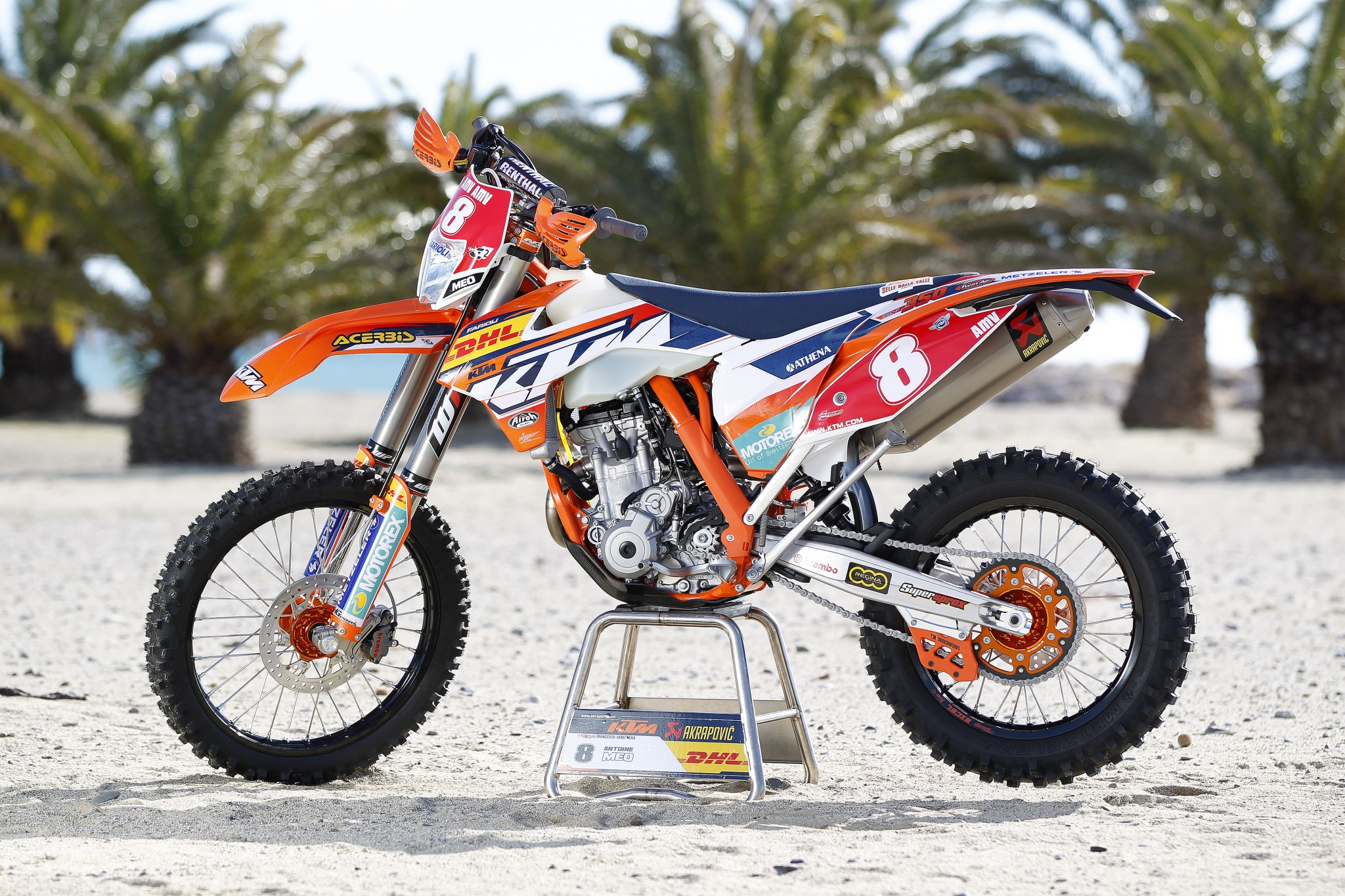 2014 KTM Enduro Team Photo-Shoot | DERESTRICTED