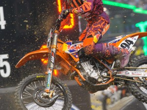 Detroit AMA Supercross 2014