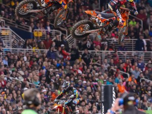 St. Louis AMA Supercross 2014