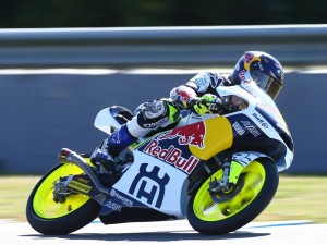 Husqvarna Moto3 team photoshoot