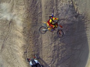 Biggest Jumps in Ocotillo Wells (2014 Renner Freeride Tour Presented by GoPro)