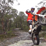 Chris Birch Slow Rock KTM350 EXC