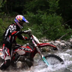 Red Bull Romaniacs slow-mo study: the world`s best Enduro suspension @ work