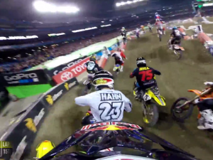 GoPro: James Stewart 14th to 1st – 2014 Monster Energy Supercross from Toronto