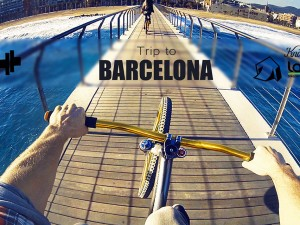 Trip to BARCELONA from ivanya