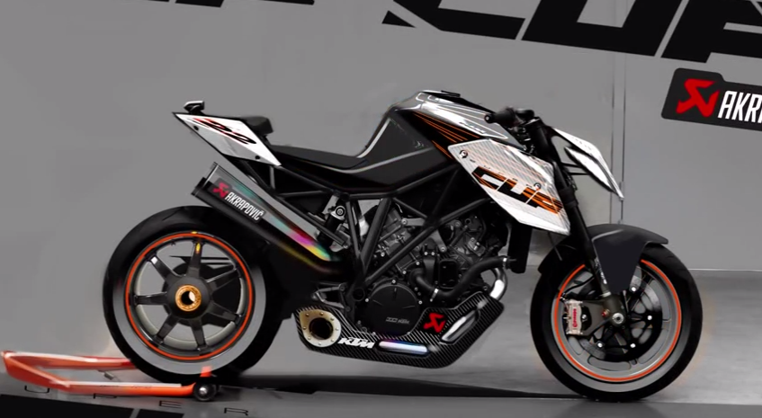 Ktm 1290 Super Duke R The Birth Of The Beast on rc electric motorcycles