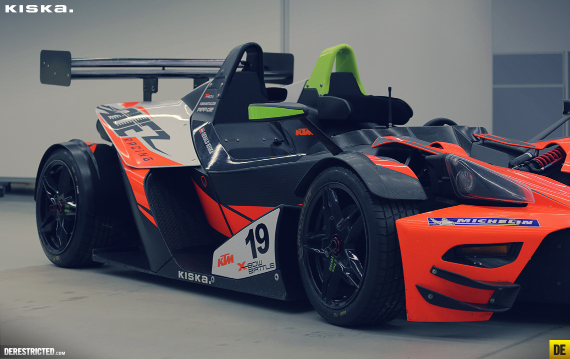 Gerald kiska s race tuned ktm x bow derestricted - X bow ktm ...