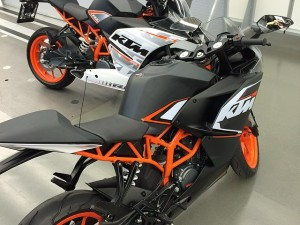 #ktm #rc390 #rc125 #kiskadesign