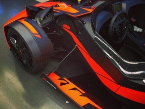 #ktm #xbow sitting here glowing. #kiskadesign