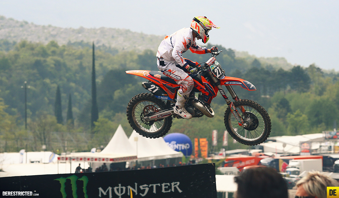 Emx125 Arco Di Trento Derestricted