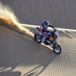 2014 World Rally Championship – Abu Dhabi. Stage 3 update.