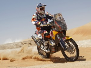 KTM Riders Take On The 2014 FIM Cross Country Challenges