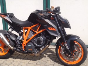 KTM 1290 Super Duke R – SC-Project exhaust