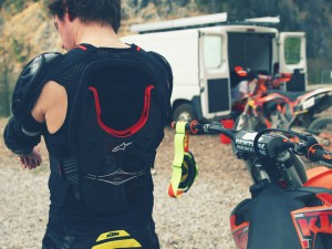 Alpinestars Bionic Tech Jacket with Bionic Neck Support review