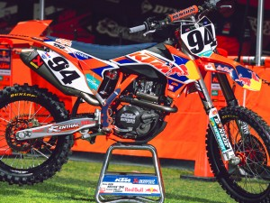 AMA Supercross Las Vegas 2014