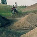 Freestyle MX in New Zealand with Levi Sherwood