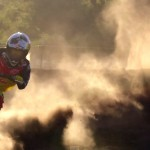 Slow Motion Motocross Footage of Tarah Gieger