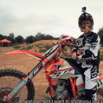 LA TECHNIQUE SUPERENDURO AVEC TADDY BLAZUSIAK