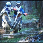 EARTHMOVERS – KTM vs Husqvarna