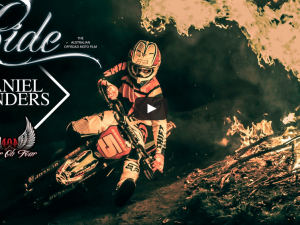 RIDE FILM – DANIEL SANDERS FEATURE SECTION