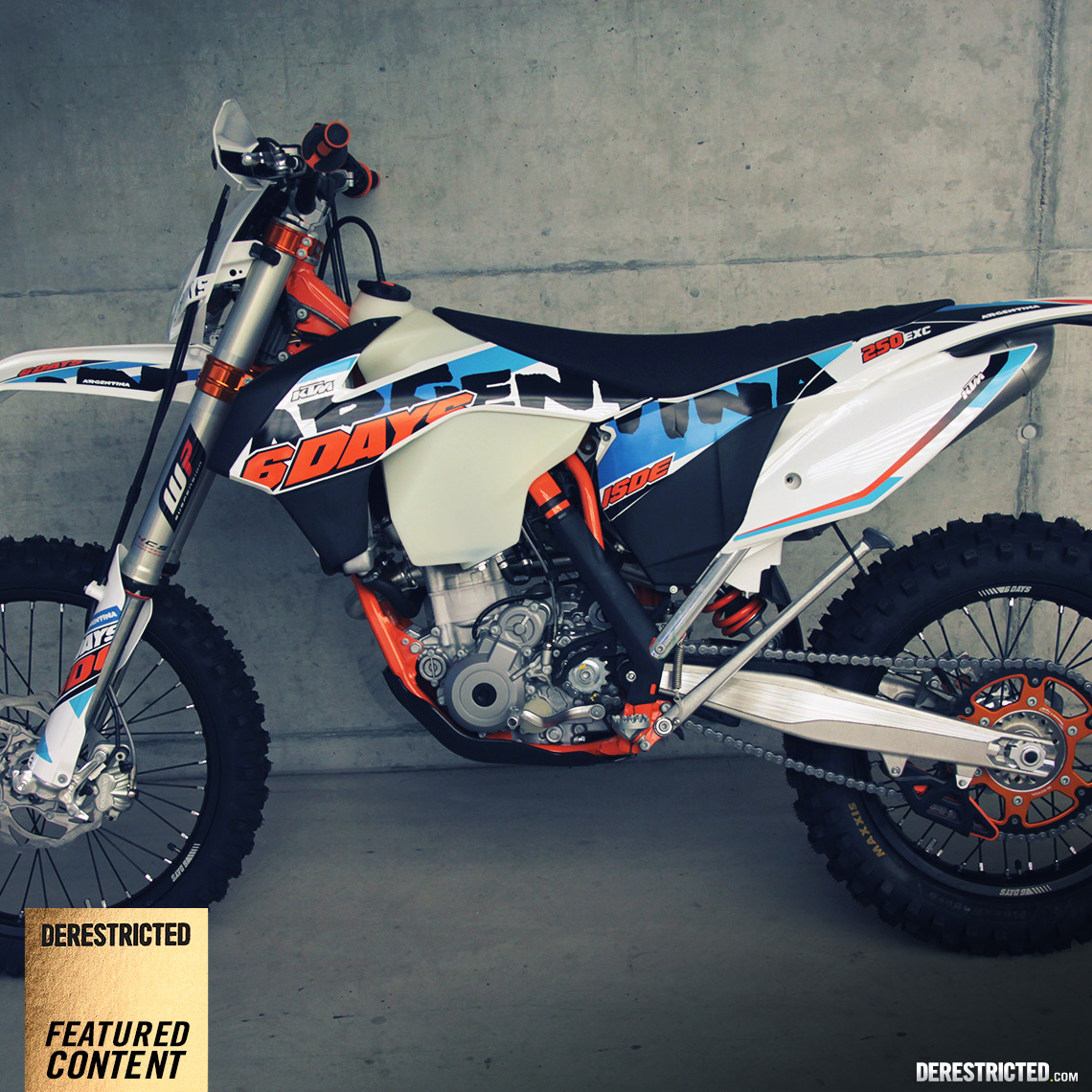 Ktm Exc Six Days  For Sale