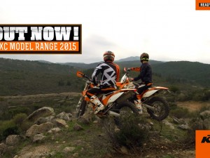 KTM EXC MY15 – Actionvideo