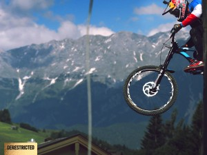 Leogang World cup Downhill 2014