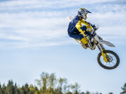 Husqvarna Motocross Model Range 2015