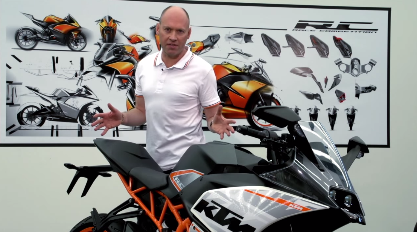 KTM RC 390 Features and Benefits