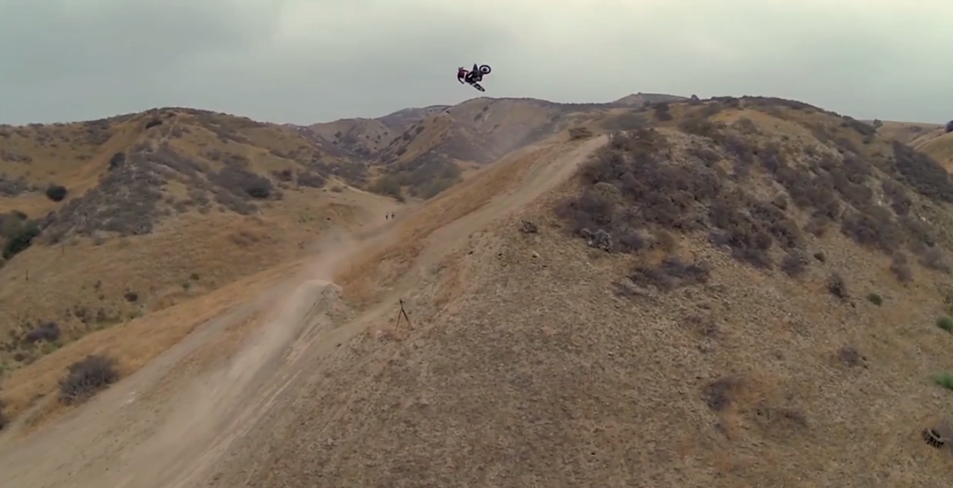 Wes Agee Hits The Hills2