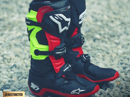 Alpinestars – TECH 10 review