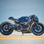CHERRY'S COMPANY HIGHWAY FIGHTER built from a #BMW r nine t via @bikeexif interesting bike!