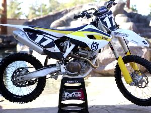 First Ride 2015 Husqvarna FC250 Motocross Action Magazine
