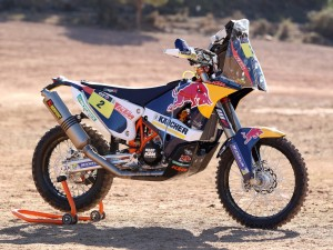 Tested: KTM 450 Dakar Rally bike Marc Coma