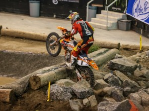Round 4 of the GEICO Endurocross Series : Atlanta, GA