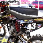 Bikes of Outdoors featuring Joey Savatgy's Factory Rockstar KTM 250 SXF – Dirtbike Magazine