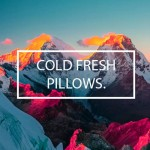W8 // ColdFreshPillows. mix