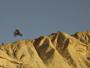 Trial X session – Back to Western – Julien Dupont