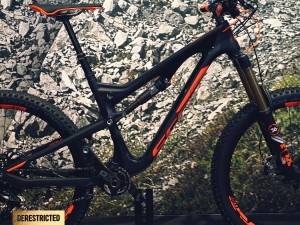 Enduro and XC bikes at Eurobike 2014