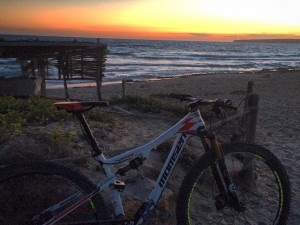 Last few days in formentera. Going to miss this place. #mtb #xc #vipa @momsenbikes