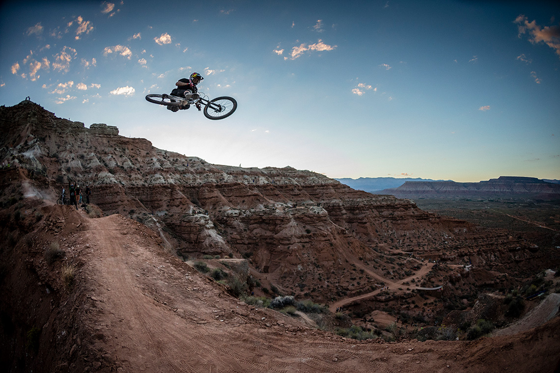 Day 1 Qualifier Highlights – Red Bull Rampage 2014 ...