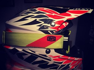 #KTM helmet we designed this year. #kiskadesign #ride100percent