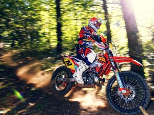 KTM's 2014 Enduro World Champions