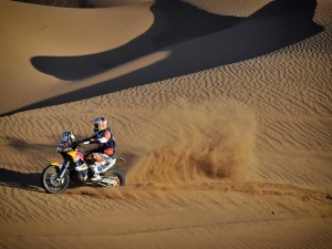 MOROCCO RALLY: COMA TAKES NARROW LEAD AFTER STAGE FOUR