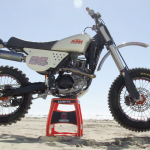 Custom KTM Bike Honors Legacy of Kurt Caselli
