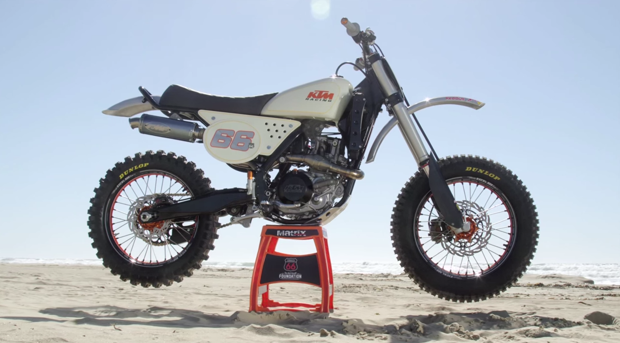 Custom KTM Bike Honors Legacy of Kurt Caselli3