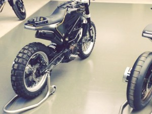 #Husqvarna #401 's back in the #kiskadesign studio